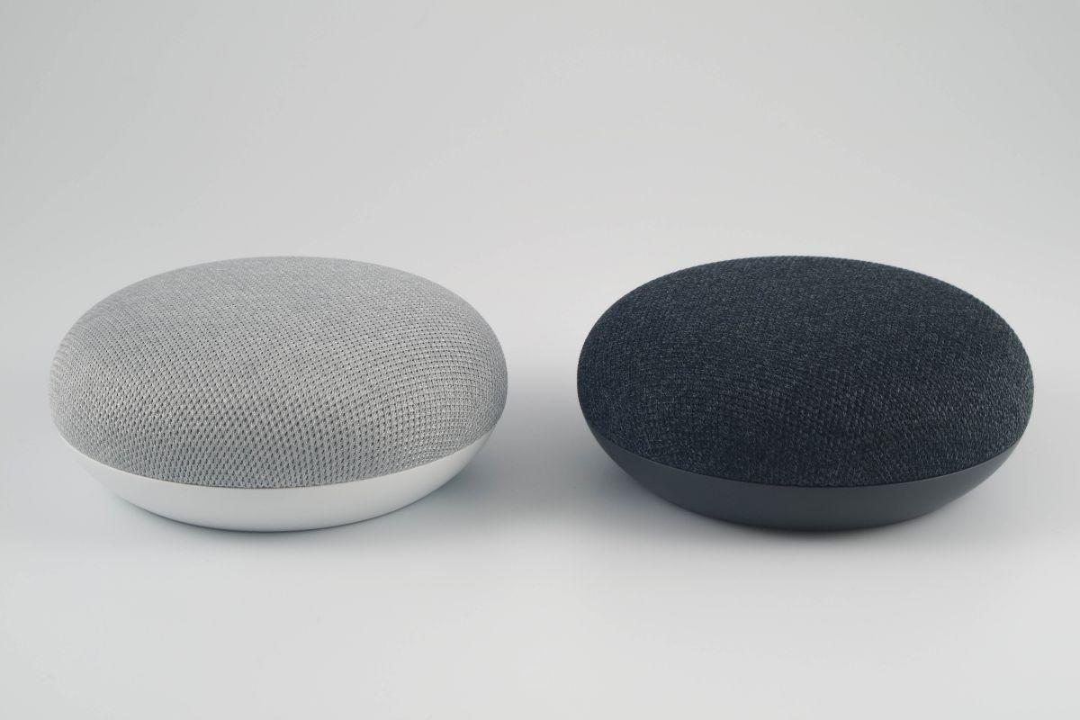 Google Home Mini 本体