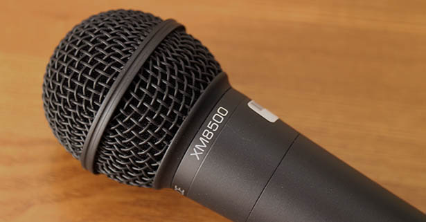 ベリンガーXM8500