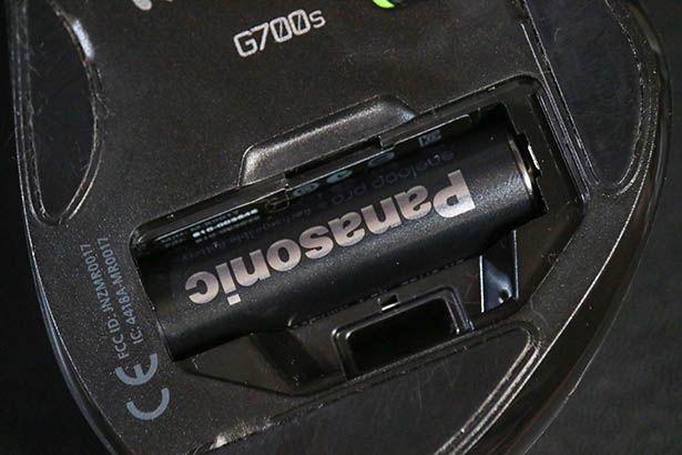 G700sにeneloop pro
