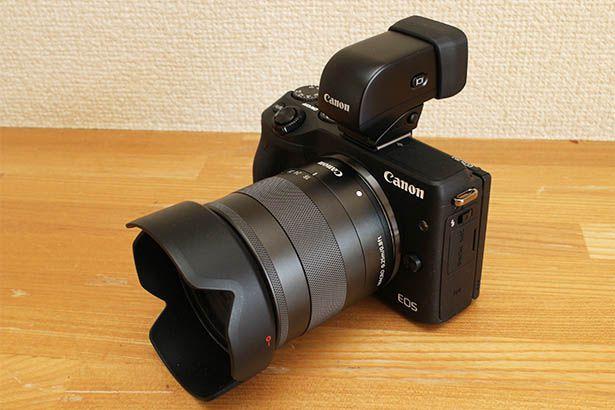 EF-M 18-55