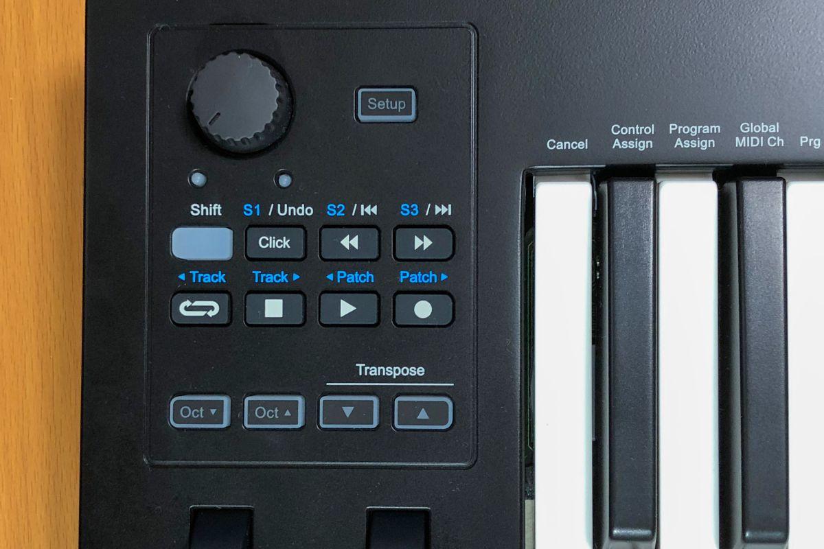 Impact GX61 コントローラー
