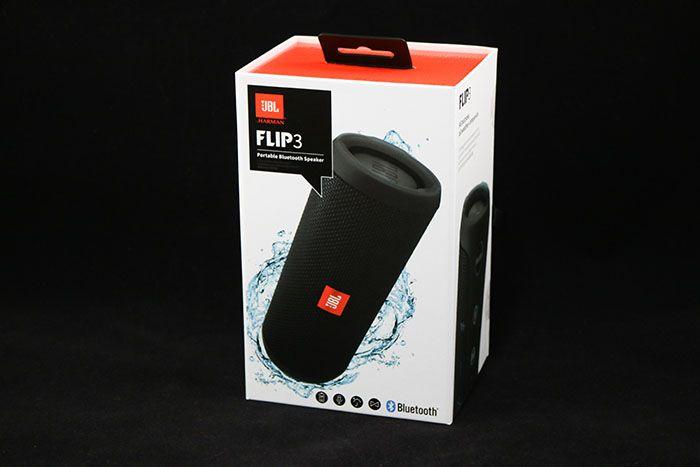 JBL FLIP3 箱