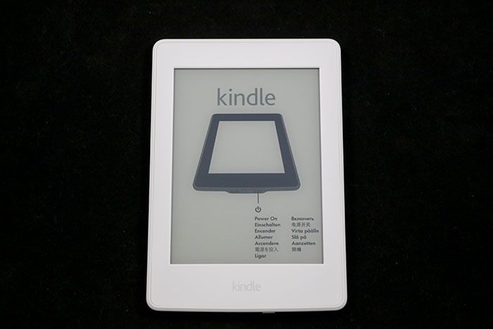Kindle Paperwhite 表
