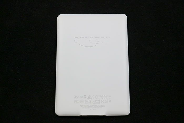 Kindle Paperwhite 裏