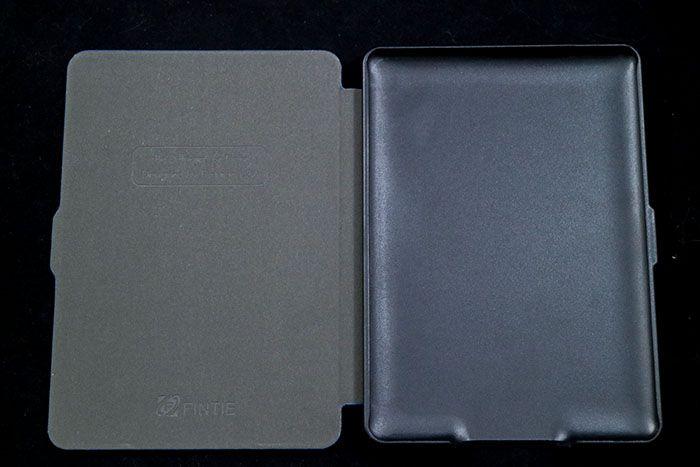 Kindle Paperwhiteケース内側