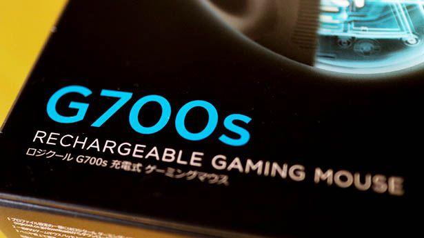 Logicool G700s