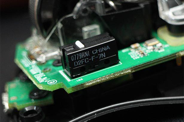 M950 マイクロスイッチ