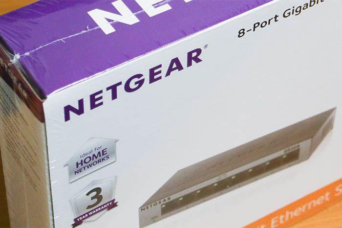 NETGEAE GS308
