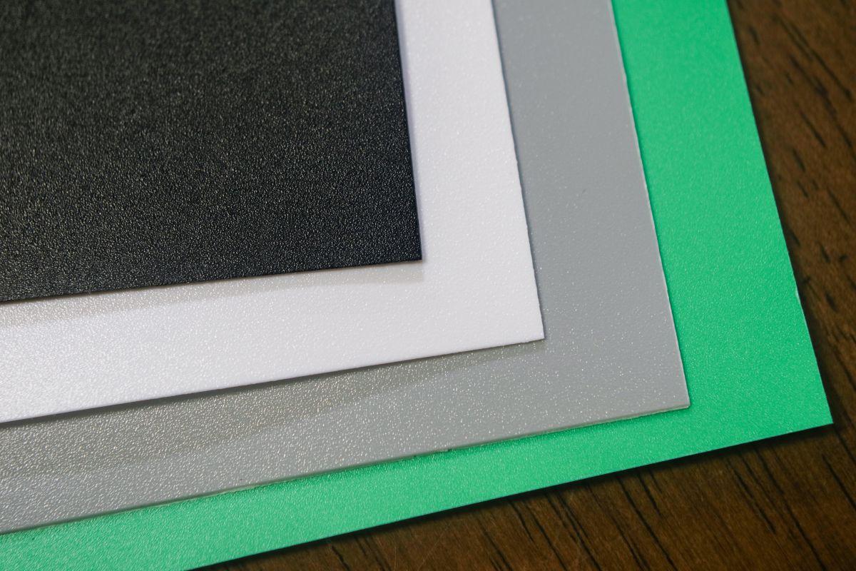 Meking 撮影用 PVCバックペーパー 4色セット