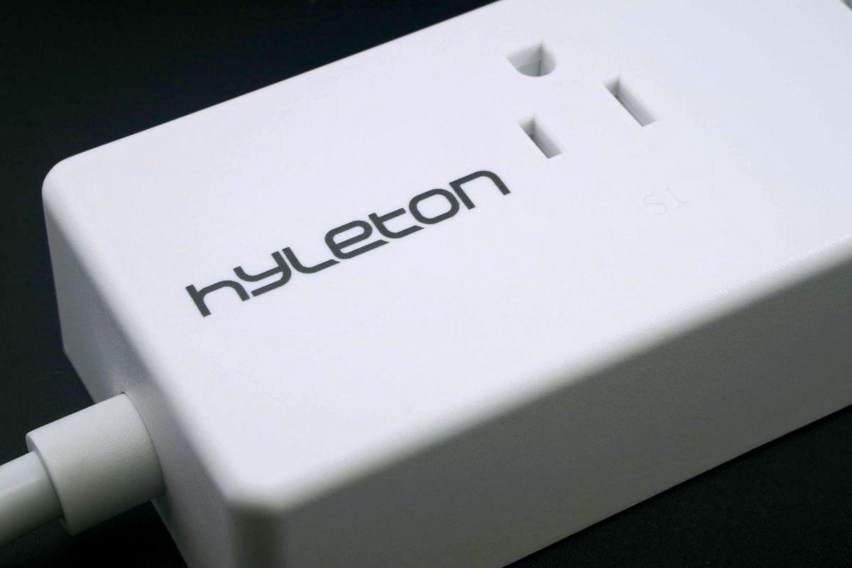 Hylreton スマート電源タップ