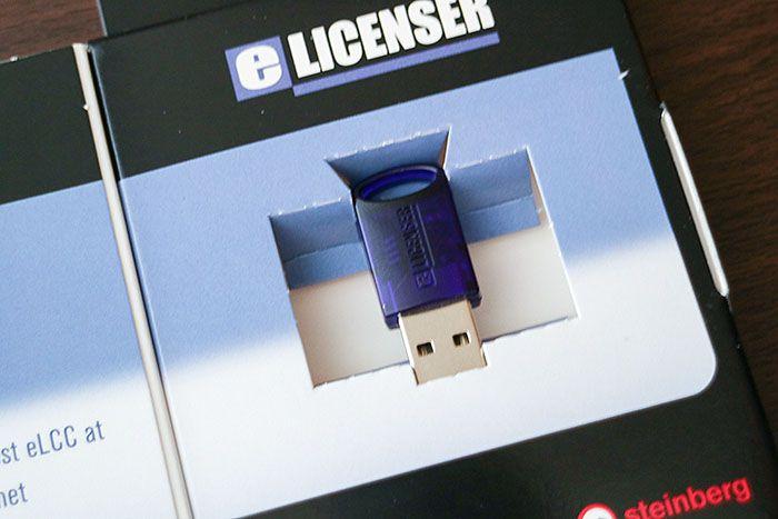 USB_elicenser開封