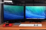 Mac miniでデュアルディスプレイを使おう!便利でやめられなくなるよ!