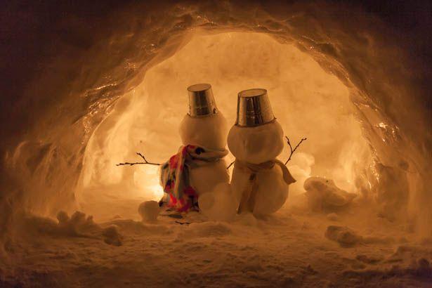 小樽雪あかりの路2014